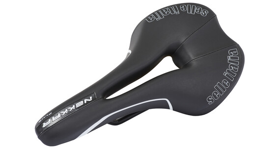 Selle Italia Nekkar Plus Flow Sadel sort